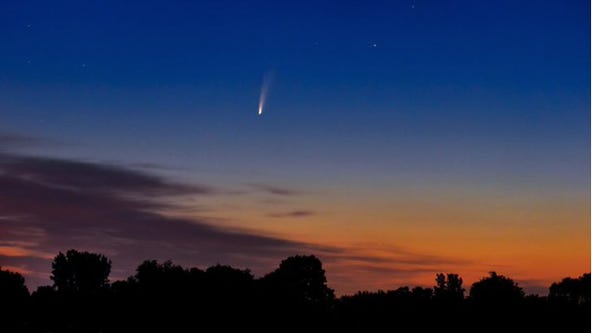 Dazzling comet will make closest approach to Earth in July — here's how to watch