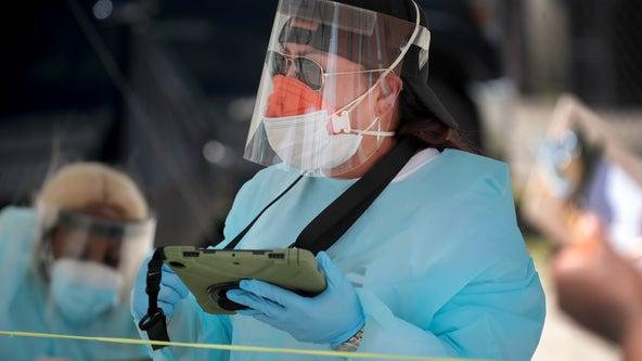 Illinois reports 1,477 new COVID-19 cases