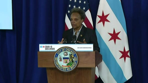 Mayor Lightfoot releases video showing Chicagoans how to celebrate Halloween safely