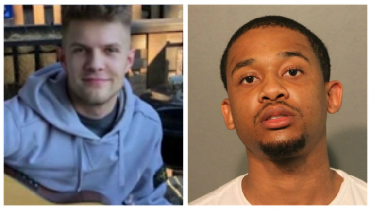 Man arrested for murder of DePaul University student
