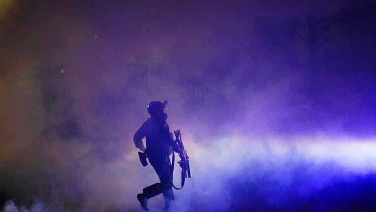 09416da5-Feds Attempt To Intervene After Weeks Of Violent Protests In Portland