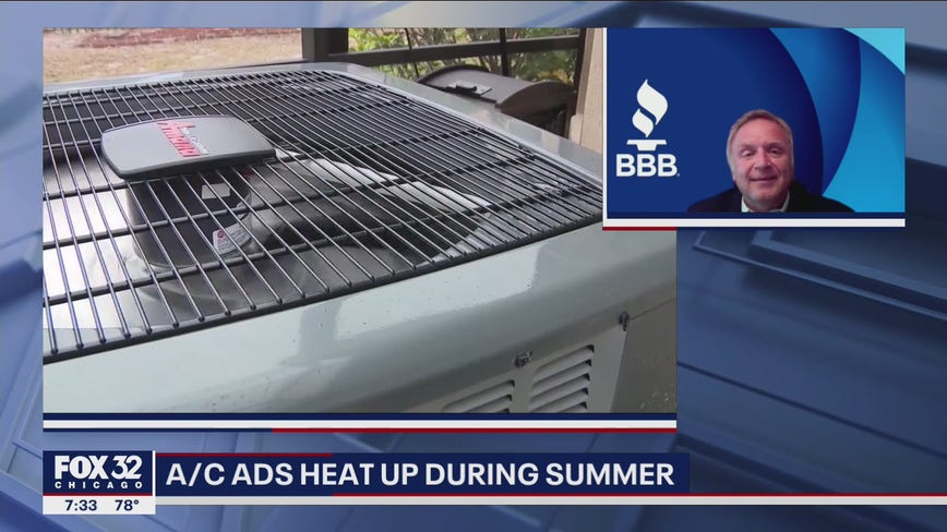 Don't fall for these air conditioning scams