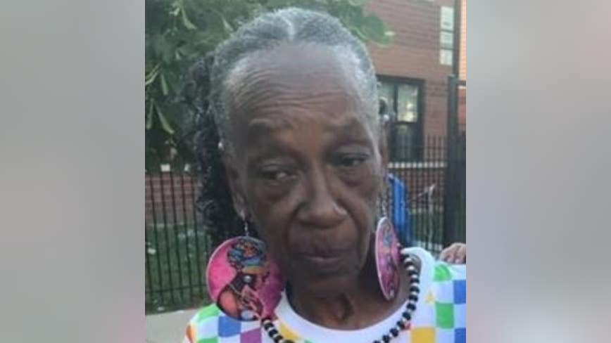 Woman, 71, reported missing from Uptown