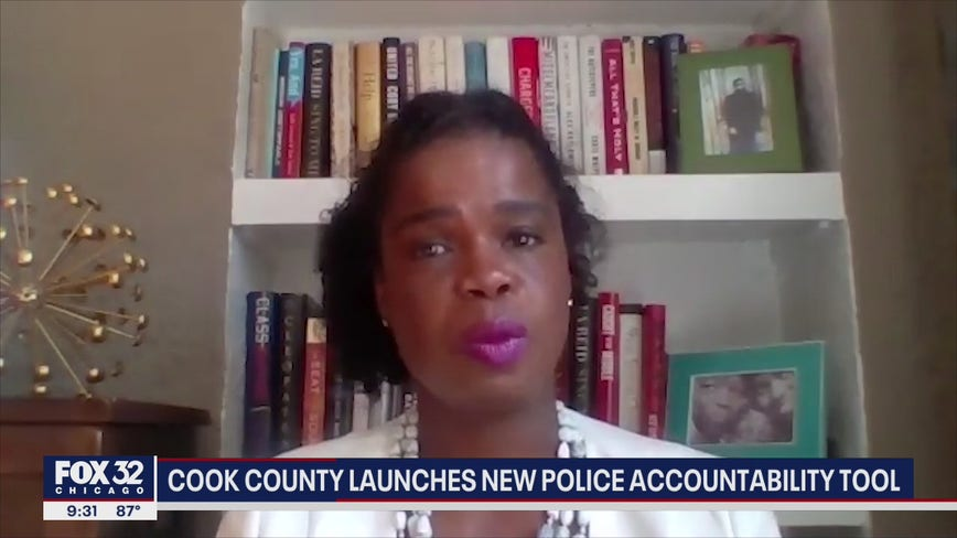 Cook County launches new police accountability tool