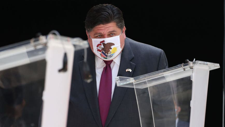 Pritzker among 12 Democratic governors vowing that all votes will be counted