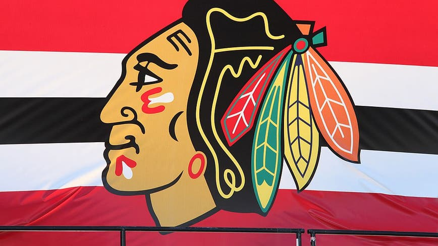 Chicago Blackhawks say they will keep team name that honors Native American leader