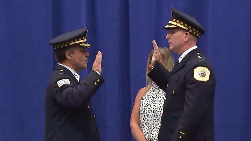 Chicago police announce changes in command staff