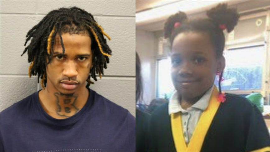 2nd man charged in murder of 7-year-old girl on Fourth of July