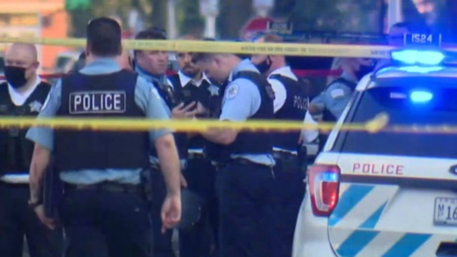 7-year-old girl killed, man wounded in Austin shooting