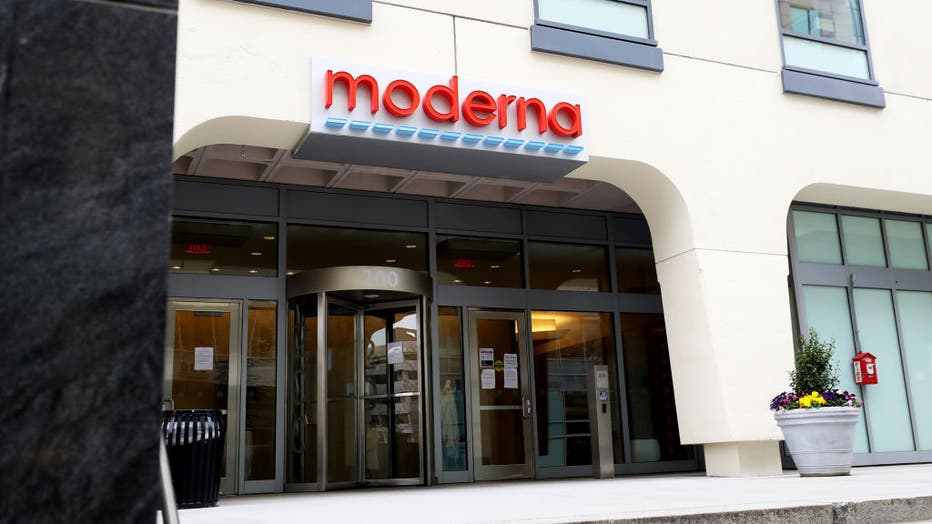bdb09669-Massachusetts Based Biotech Company Moderna Receives FDA Approval To Continue Coronavirus Vaccine Trials
