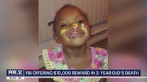 $10K reward offered in murder of 2-year-old girl caught in Hammond crossfire: FBI