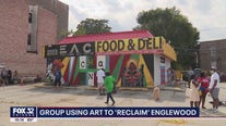 Group using art to 'reclaim' Englewood