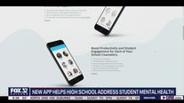 'Above the Waves' app helps high school students address mental health