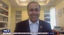 Congressman Raja Krishnamoorthi reacts to Kamala Harris being named Biden's running mate