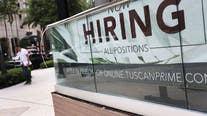 US adds 1.8 million jobs in July, a dip from previous months