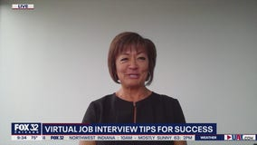 Virtual job interview tips for success