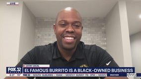 Lovin' Local: El Famous Burrito
