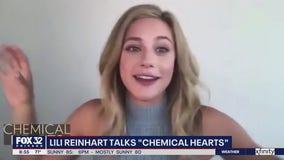 Lili Reinhart talks new Amazon film 'Chemical Hearts'
