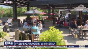 Lovin' Local: Fred's Garage in Winnetka