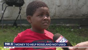 Money to help troubled Roseland block still not being used one year later
