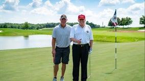 NFL legend Brett Favre says Trump golf outing was 'an honor,' praises president's skills