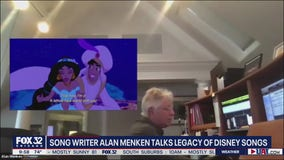 Songwriter Alan Menken talks about the longstanding legacy of Disney songs