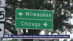 Wisconsin removed from Chicago's list of states where visitors must quarantine for 2 weeks