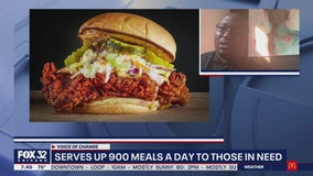 Dirty Birds Southern Kitchen serving 900 meals a day to those in need