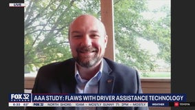 AAA study finds flaws with new driver assistance technology