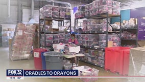 Cradles to Crayons provides crucial supplies to underserved children in the Chicago area