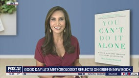 Good Day LA's Maria Quiban reflects on grief in new book