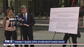 Rogers Park family files lawsuit against CPD after officers served a search warrant