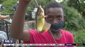 Fishing offers youth much-needed reprieve from quarantine