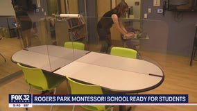 Rogers Park school ready to open for in-person learning