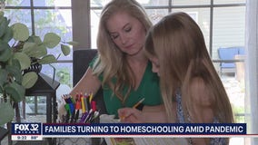 More families turning to homeschooling amid coronavirus pandemic