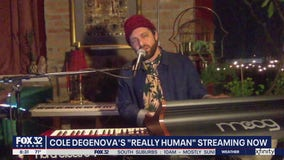 Cole Degenova performs 'The Lucky Few' on Good Day Chicago