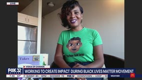 Voice of Change: Working to create an impact during BLM movement