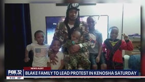 Blake family plans march for this weekend in Kenosha