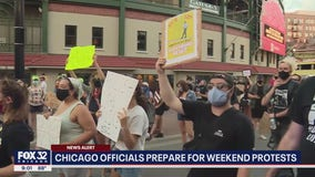 CPD preps for the weekend as more protests are planned