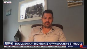 Ex-Blackhawk Brent Sopel releases documentary highlighting his struggle with dyslexia