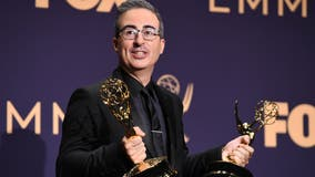 Mayor threatens to name sewage plant after comedian John Oliver, because both are 'full of crap'