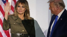 First Lady Melania Trump: 'You have a president who will not stop fighting for you'