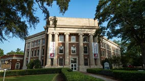 University of Alabama infections since return top 1,000