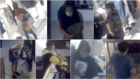 Police release new photos of downtown Chicago looting suspects