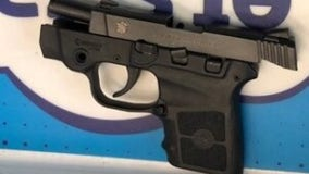 2 loaded guns found hours apart at O'Hare security checkpoints