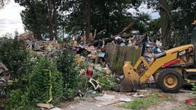 House 'devastated' by explosion near Joliet that injured 4