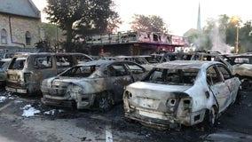 ATF seeks 7 persons of interest in Kenosha arson investigations