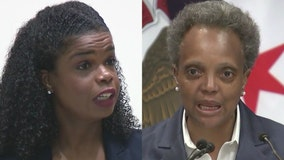 Lightfoot blames Foxx's lack of criminal charges for Chicago looting