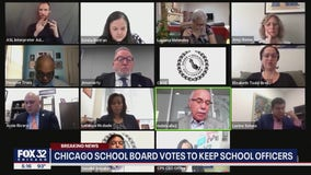 Chicago School Board votes to renew contract with CPD, keeping SROs in schools