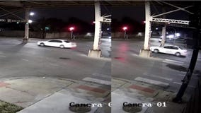 Police search for car wanted in West Garfield Park hit-and-run